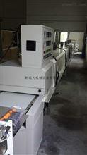 远红外热风循环烘干线厂长力荐,工业喷涂专用高温烘干线,产品脱水线