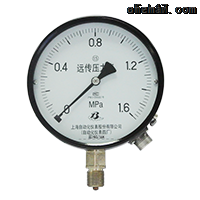 YTZ-150  电阻远传压力表 上海自动化仪表