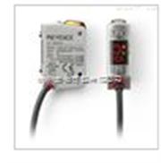基恩士放大器内置型白色光点光电传感器LR-W系列供应