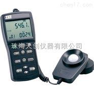 台湾泰仕TES-1339R精密照度计