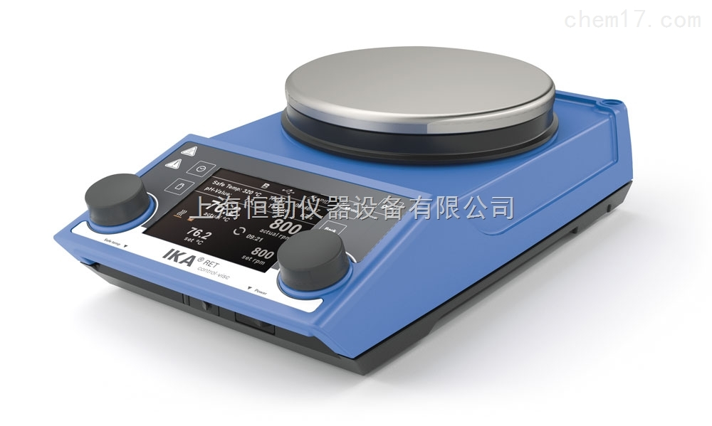 RET控制型加热磁力搅拌器