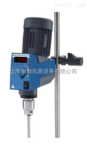 RW20数显悬臂式搅拌机