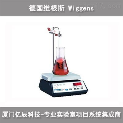 Wiggens WH220单位数字式加热磁力搅拌器