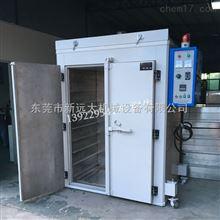 常规千层架推车烘箱,塑胶产品专用电热循环烘箱