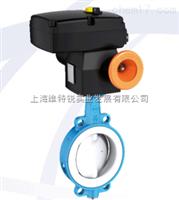 T211-AEBRO双夹式衬氟蝶阀产品参数介绍
