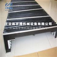 风琴式导轨防尘罩 光杠保护罩 伸缩丝杠防尘罩销售