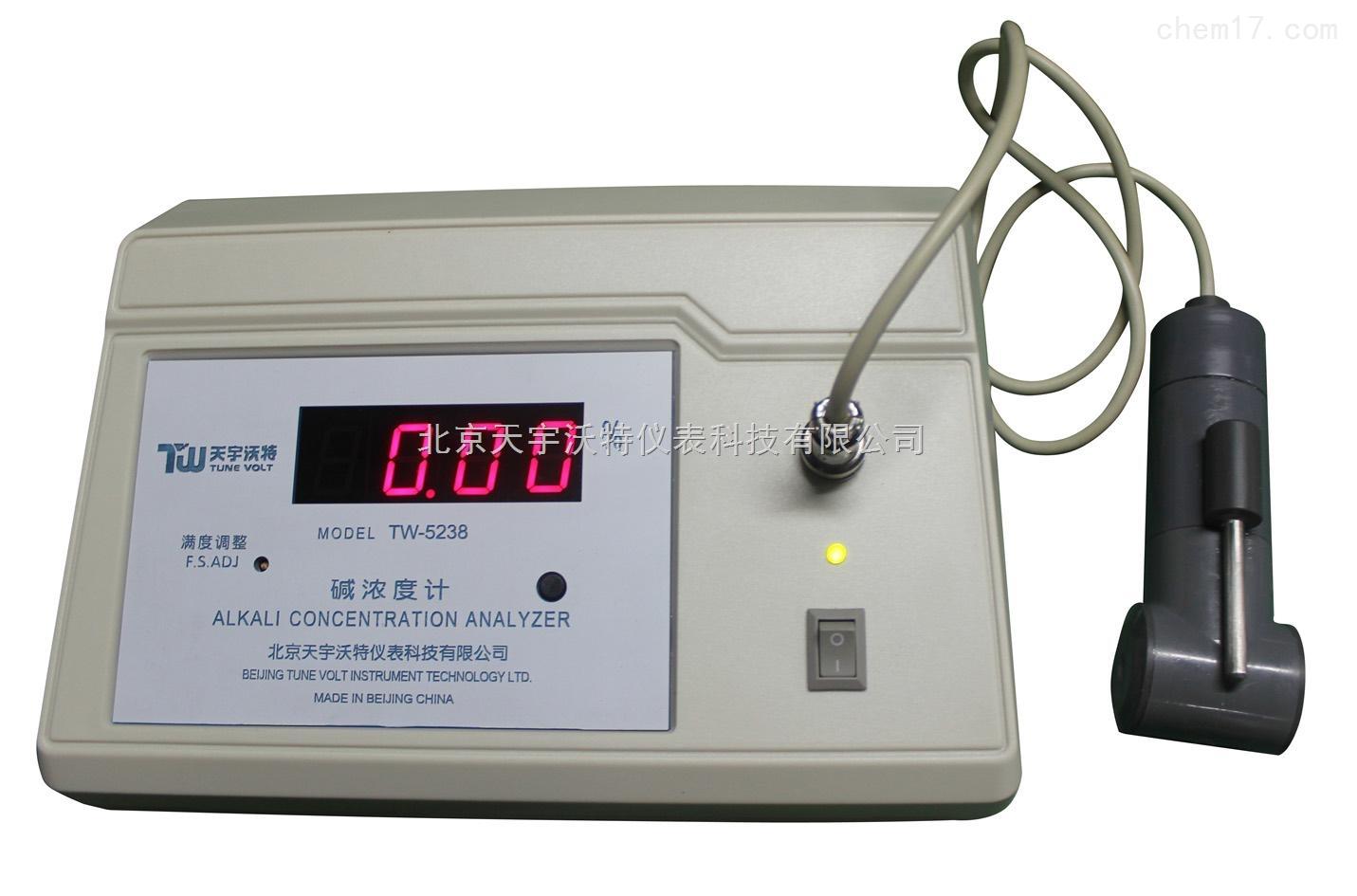 TW-5238J碱浓度计价格