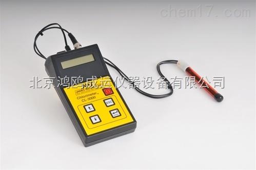 美国NDT James C-CL-3000混凝土氯离子含量测定仪