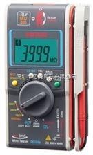 sanwa-dg34a绝缘电阻测试仪