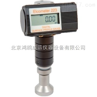 英国易高Elcometer 223 数字式表面粗糙度测量仪