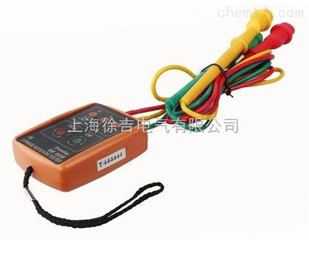 sm852b相位检测仪 三相电路相序测量仪 相序表