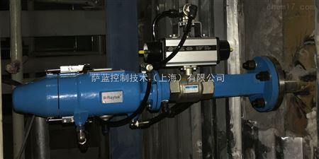 开发出针对电站锅炉不同应用点的红外测温解决方案.