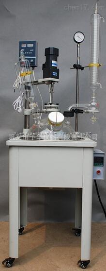 巩义予华-单层玻璃反应釜