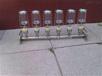 STV-6薄膜过滤器,封闭式,开放式两用无菌检查薄膜滤器(六联式)