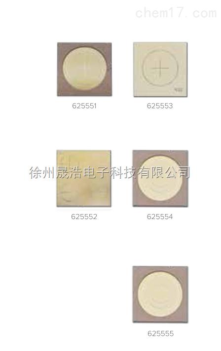 KSC-230-美国磁通QQI 磁粉探伤试片