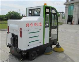 BL-2100水泥廠電動駕駛式真空吸塵車