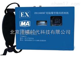ZBS1600矿用隔爆型数码照相机蓝色