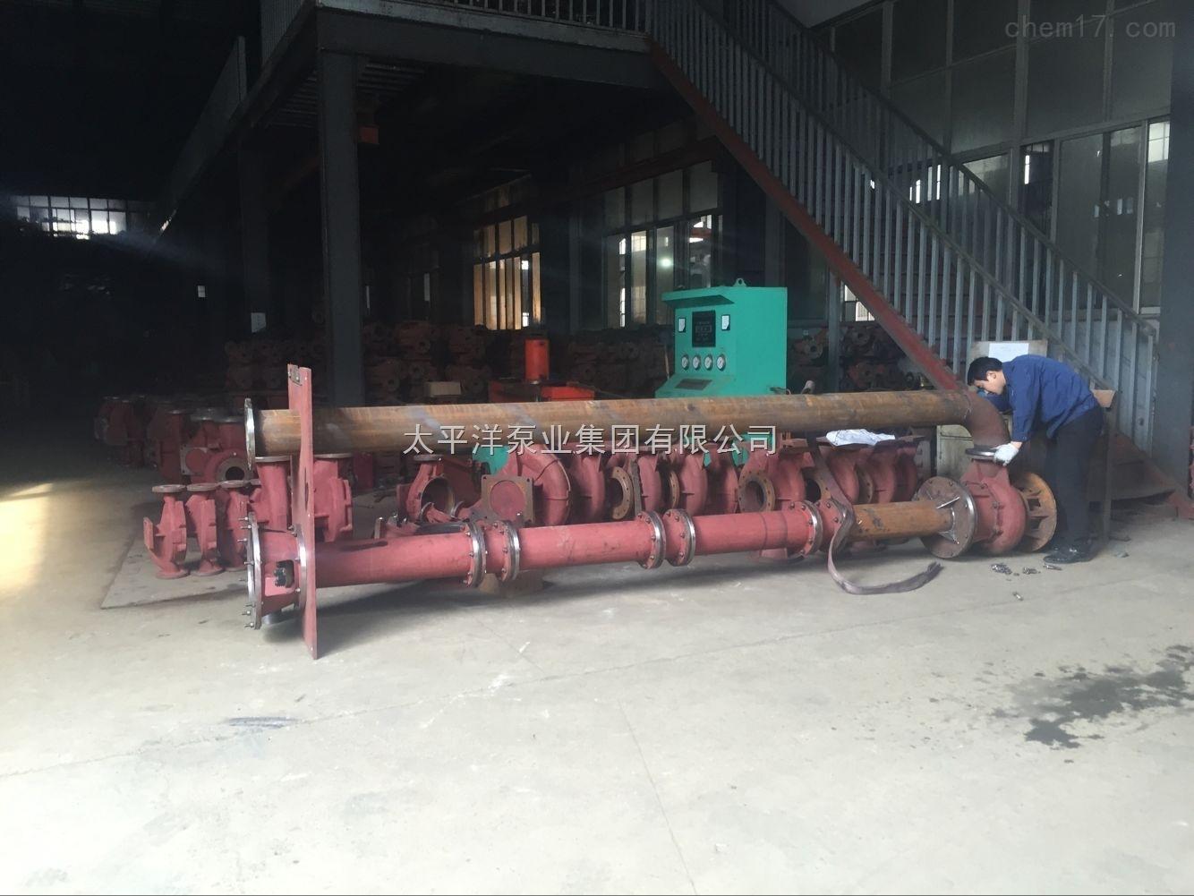 100YW100-15-7.5KW液下式无堵塞排污泵
