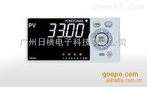 UM33A-000-11调节器日本横河YOKOGAWA温控器