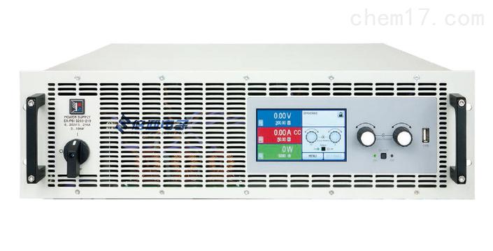 德国EA-PSI9000 3U可编程直流电源