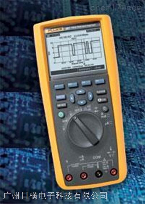 F287C真有效值电子记录万用表FLUKE 287C