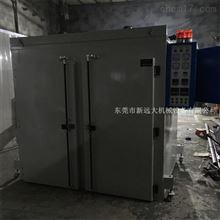 大型烤塑胶产品烤房烘室智能恒温电热循环工业烤箱