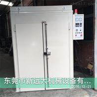 环保烤漆烤箱双门推车专用烘干箱智能温控电烤箱
