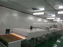 XUD深圳铁氟龙网带线 精密产品烘炉定做厂家