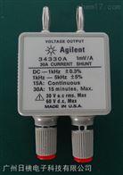 34330A34330A分流器美国安捷伦Agilent