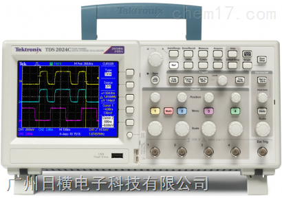 TDS2012数字存储示波器美国泰克Tektronix