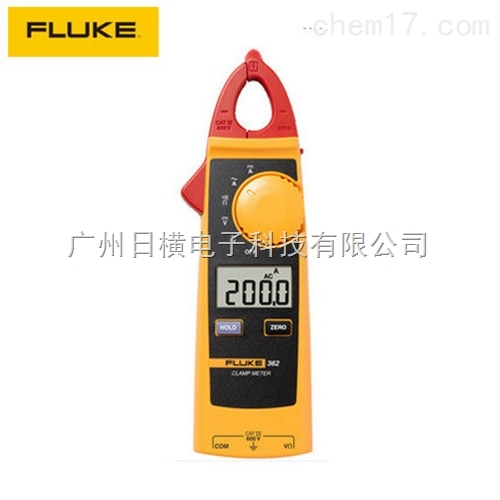 F365钳形表FLUKE 365真有效值钳表美国福禄克FLUKE