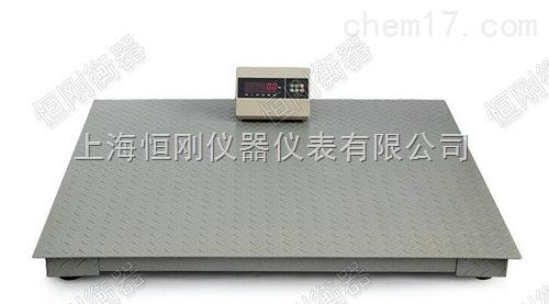 3吨单层电子地磅 3000公斤电子磅多少钱