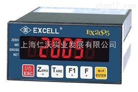控制仪表显示器EX-2005输出介面卡OP01-0P08为选配英展显示器