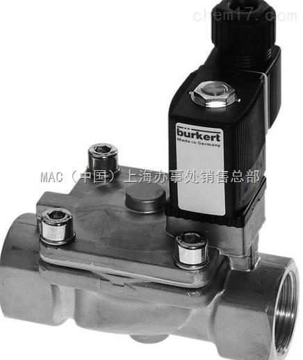 现货供应BURKERT电磁阀0121型全系列