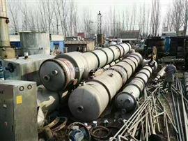 二手多效蒸发器价格二手多效蒸发器山东隆力化工设备购销公司