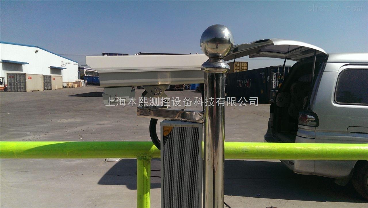 上海无人值守电子地磅