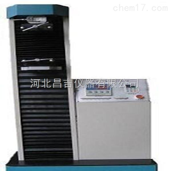 电子数显防水卷材拉力机