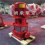 廠家熱賣 立式消防泵 XBD噴淋泵 XBD6.0/30G-GDL立式多級消火栓泵