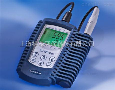 SD320 微电脑电导率-总固体溶解度测定仪