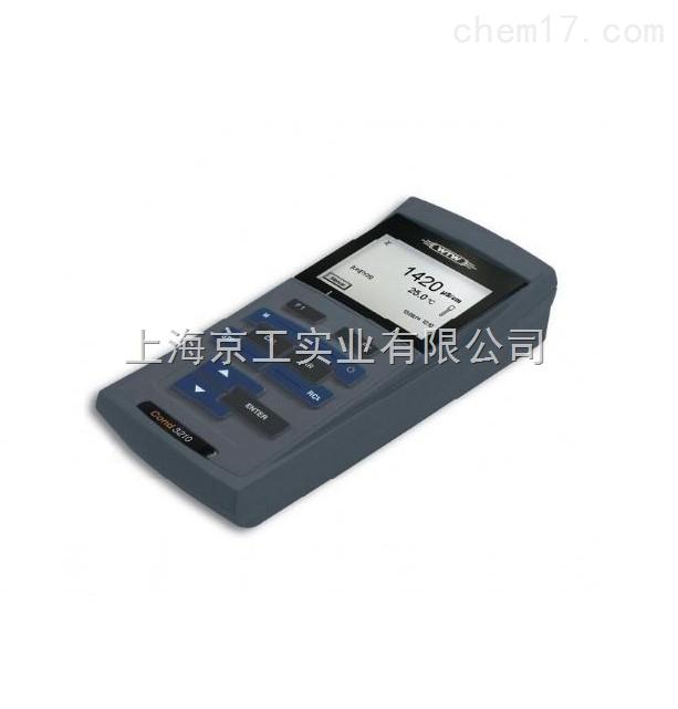 wtw便携电导率仪Cond 3210