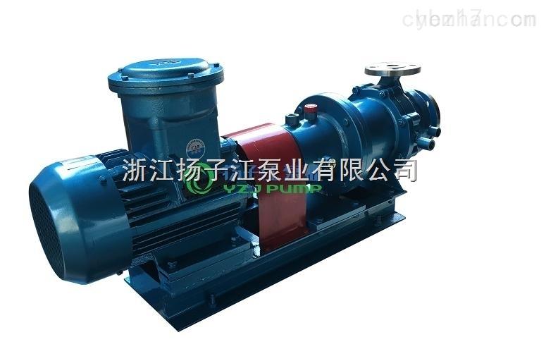 CQB100-65-200不锈钢磁力泵 耐腐蚀CQB不锈钢磁力泵