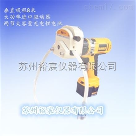 YCS-2A手持式电动深水采样器