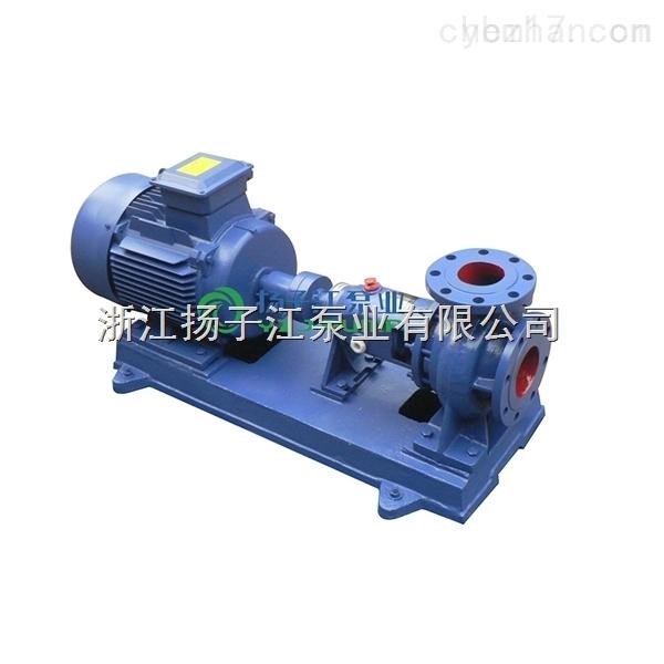 IS(R)型单级单吸清水 管道离心泵 热水循环泵125--100-315 机封