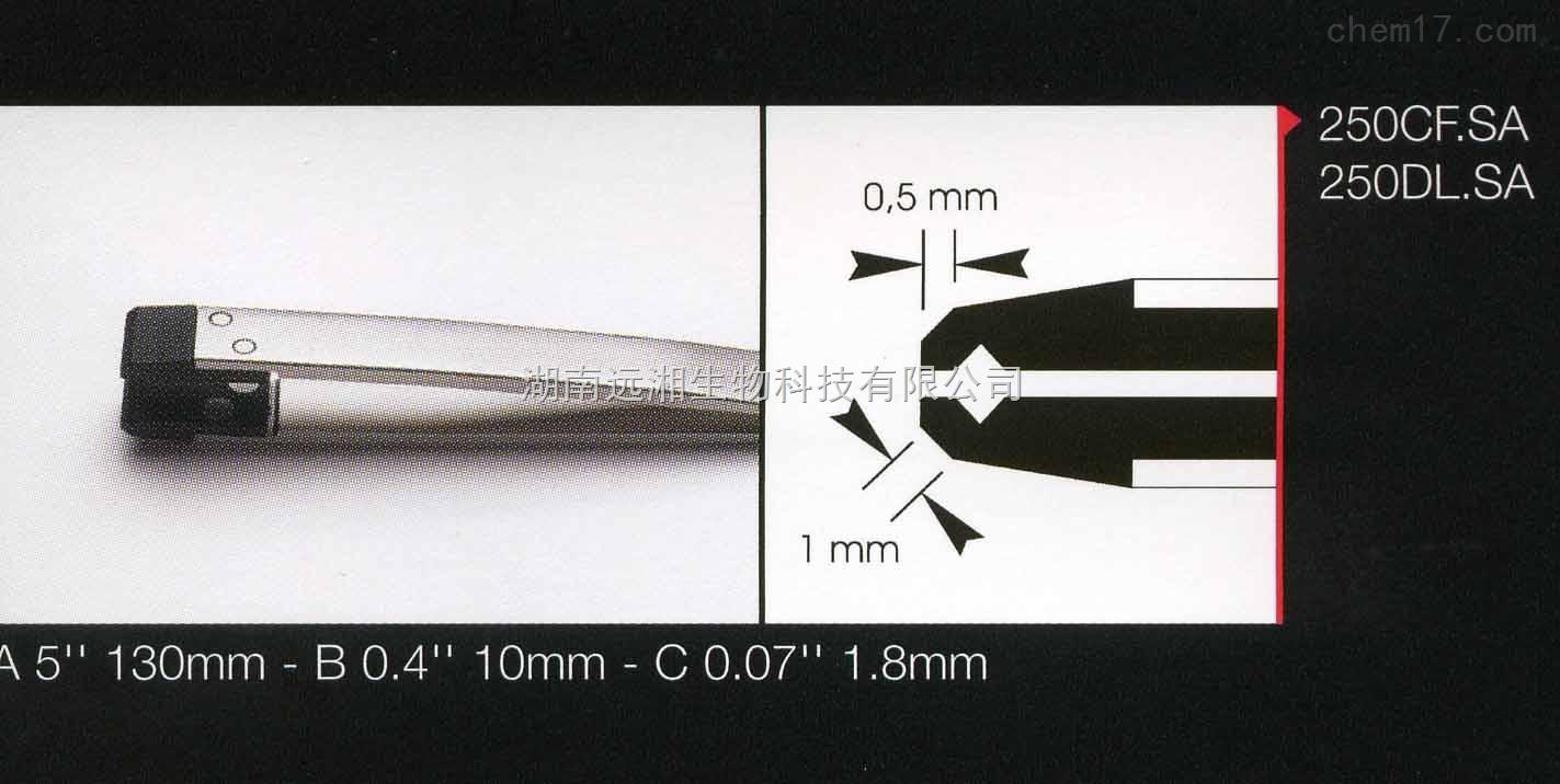 ideal-tek镊子250CF.SA ideal-tek镊子269CF.SA