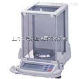 日本双量程天平GR-202/210g/42g/0.1/0.01mg连接打印机天平