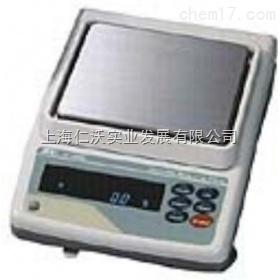 AND上皿电子天平GF-200/0.001g模拟输出千分之一天平