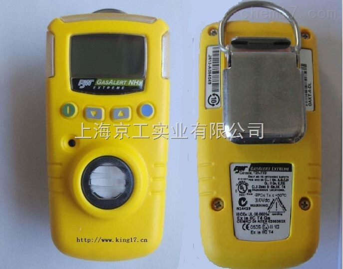 加拿大BW便携式氨气检测仪