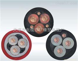 MCP矿用采煤机屏蔽橡套电缆-MCP3*10+1*10 1140V