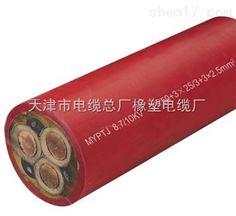 采煤机用屏蔽橡套软电缆MCP 3*95+1*25+4*4 660V/1140V