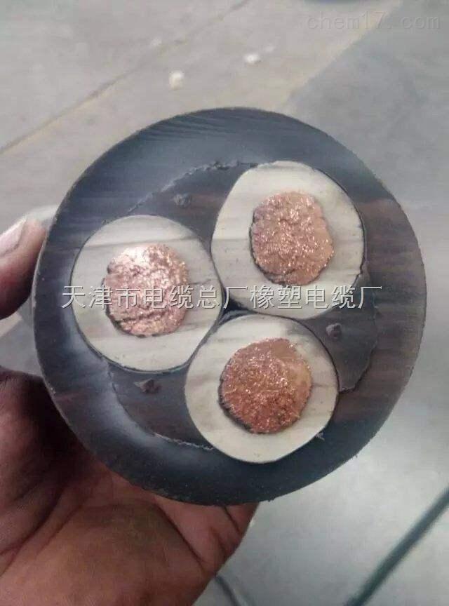 高压矿用橡套软电缆UGF 6-10KV报价